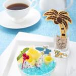 ディズニーアンバサダーホテル・サマーダイニング ケーキセット
