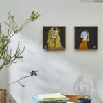 ベルメゾン「アーブル美術館のキャンバスアート」