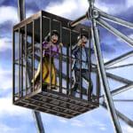 富士急ハイランド アトラクション「監ごくん 牢ごくん」