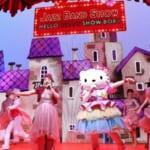 HELLO KITTY SHOW BOX「HELLO KITTY JAZZ BAND SHOW」