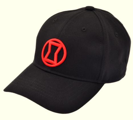マーベル ブラック・ウィドウ 帽子・キャップ 映画『ブラック・ウィドウ』