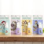 クレベリン「クレベ&アンド ハンドスプレー」 ディズニープリンセス/Artwork by DAICHI MIURA