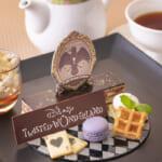 ディズニーアンバサダーホテル『ディズニー ツイステッドワンダーランド』ケーキセット