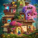 『ミラベルと魔法だらけの家』メイン_ポスタービジュアル