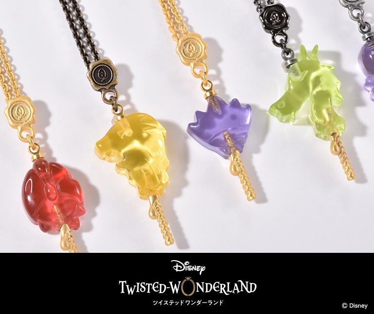 Q-pot. Disney Twisted-Wonderland Collection 第3弾 5
