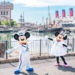 """""""東京ディズニーシー20周年:タイム・トゥ・シャイン!""""新コスチューム"""