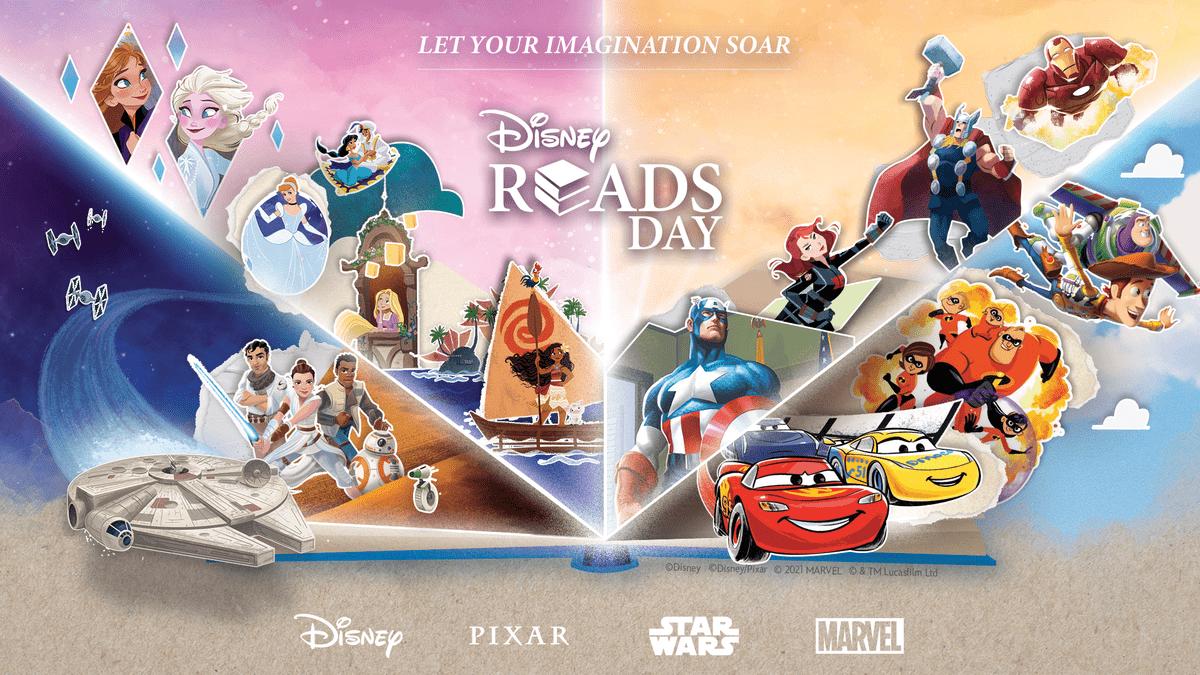 ディズニー・リーズ・デイ(Disney Reads Day)