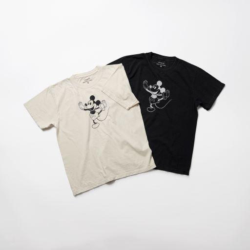 ルミネ新宿「ルージュ・ヴィフ ラクレ」別注GOOD ROCK SPEED ミッキー/Tシャツ