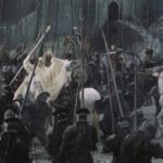 『ロード・オブ・ザ・リング/二つの塔』ガンダルフ