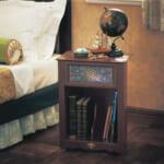 お部屋の雰囲気を上げてくれるサイドワゴン 使用イメージ