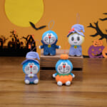 ドラえもん 仮装マスコット(ドラキュラ、ドラミ、魔法使い、かぼちゃ)