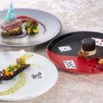 東京ディズニーランドホテル 2022年度「セレブレーションダイニング&グリーティングプラン」ミッキーマウスコース