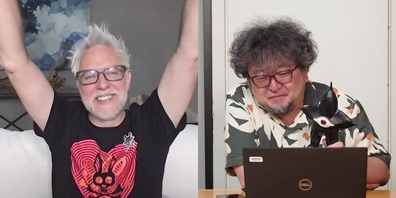 ジェームズ・ガン監督×樋口真嗣監督「日米の天才監督2人による夢の対談が実現!」