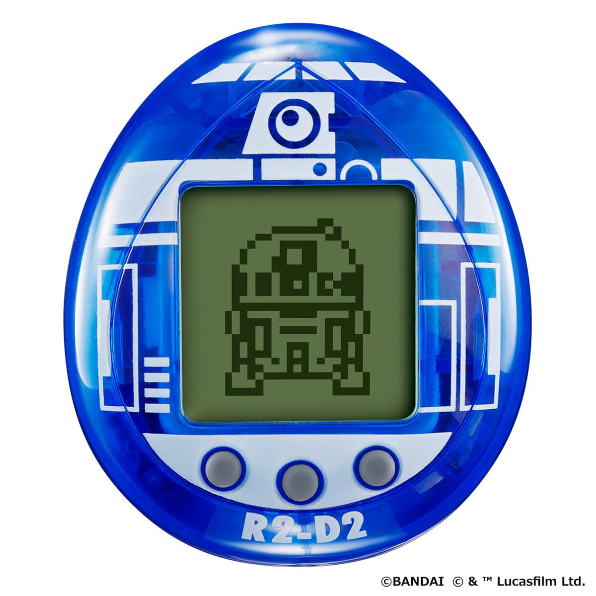 バンダイ スター・ウォーズ『R2-D2 TAMAGOTCHI』3