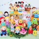 タカラトミーアーツ ディズニー&ピクサーキャラクター 洗えるビーンズコレクション