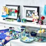 "shopDisney(ショップディズニー)""メアリー・ブレア""アートデザイン『ふしぎの国のアリス』グッズ"