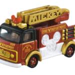 ディズニーモータース キャスパルズ ファイヤートラック ミッキーマウス クラシックエディション