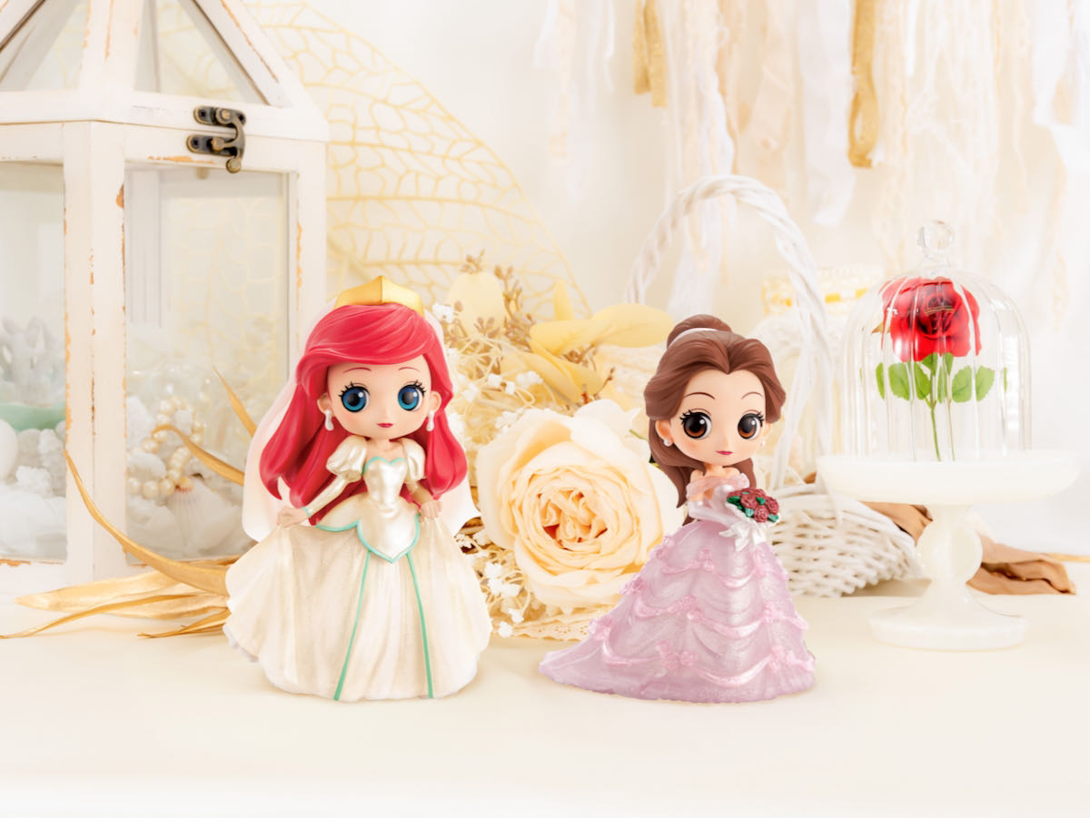 Q posket Disney Characters -Dreamy Style Glitter Collection-vol.1