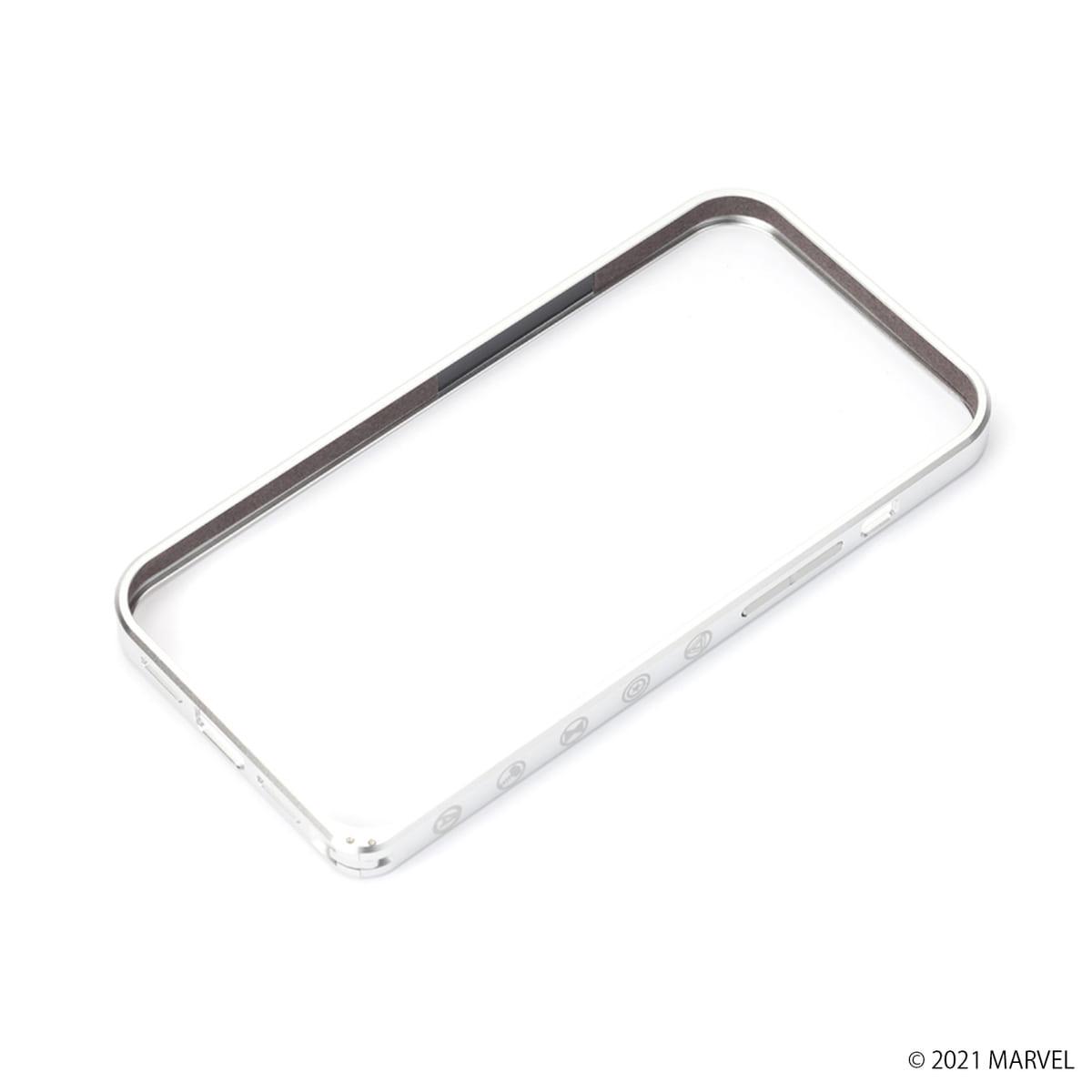 iPhone 13用 アルミバンパー [アベンジャーズ] 商品画像