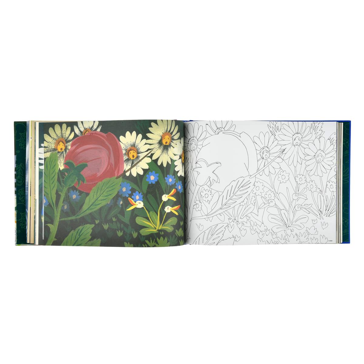 ふしぎの国のアリス スケッチブック Alice in Wonderland by Mary Blair04