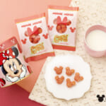 Disney SWEETS COLLECTION by 東京ばな奈『ミニーマウス/コーン いちごミルク味』スペシャル缶