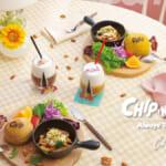ディズニースペシャルカフェ「チップ&デール 」OH MY CAFE
