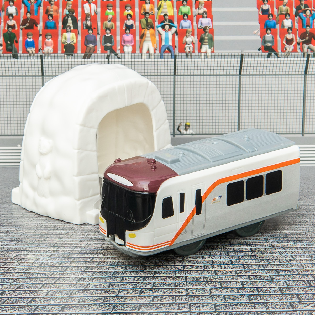 HC85系特急ひだ・南紀&雪のトンネル1