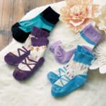 靴下2柄セット アナと雪の女王