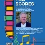 ディズニー・ミュージック ポッドキャスト・シリーズ『Disney's For Score』