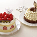 銀座コージーコーナー 「2021年 クリスマスケーキ」