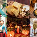 ハウステンボス「花の街の大収穫祭〜光り輝くハロウィーンナイト〜」
