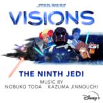 『スター・ウォーズ:ビジョンズ - 九人目のジェダイ』オリジナル・サウンドトラック ジャケット写真
