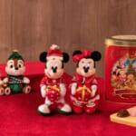 """東京ディズニーランド""""ディズニー・クリスマス2021""""「ディズニー・クリスマス・ストーリーズ」グッズ・お土産"""