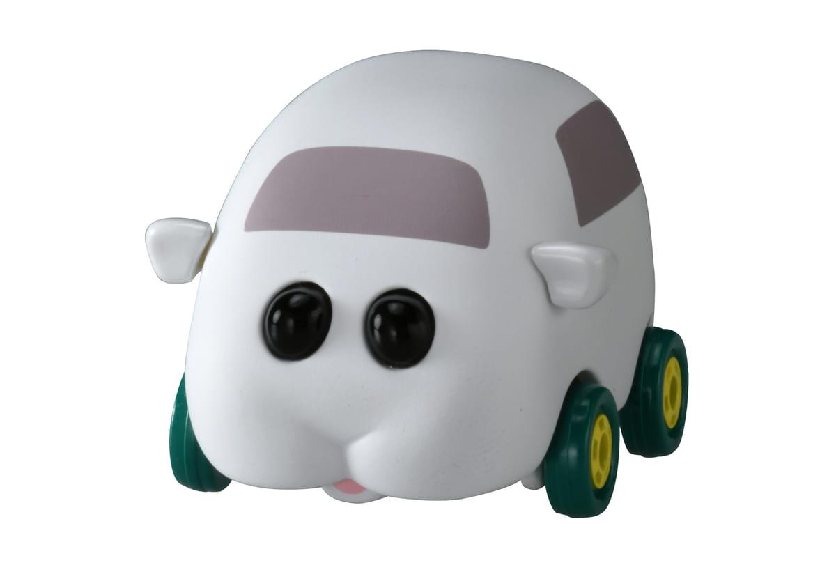 タカラトミー『ドリームトミカ SP PUI PUI モルカー』2