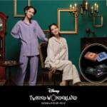 ジーユー『ディズニー ツイステッドワンダーランド』ファッションコレクション メイン