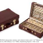 【Fantastic Beasts】Newt Scamander Magical Suitcase Jewelry Box