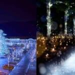ハウステンボス「光の街のクリスマス」「白銀の街~ロマンティックヨーロッパ~」