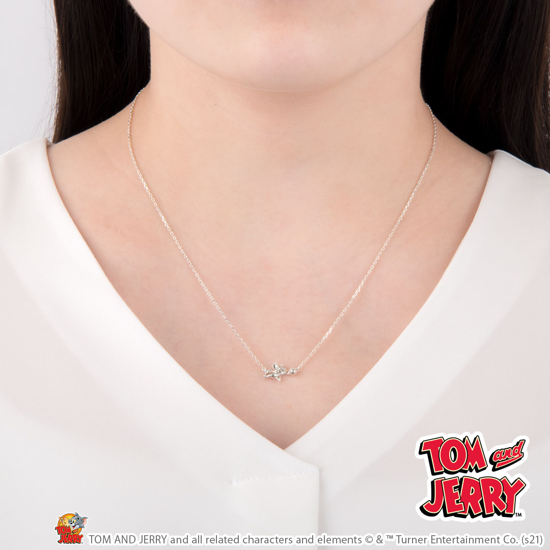 【TOM and JERRY】Sports Necklace Basketball