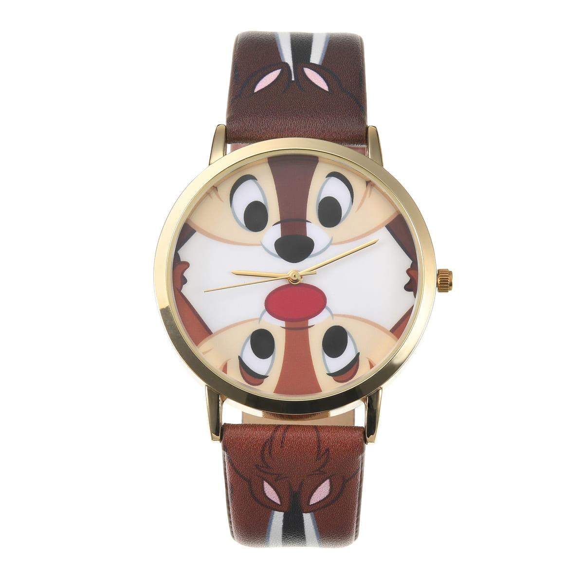 チップ&デール 腕時計・ウォッチ CHIP AND DALE 2021